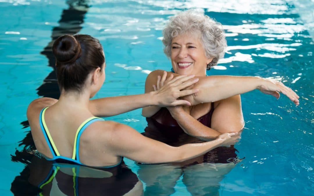 Hydrotherapy: Exercising in Water